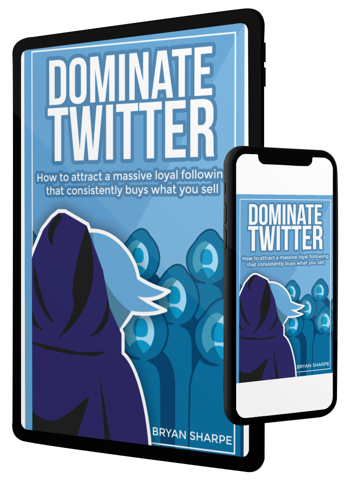 Dominate Twitter Hotep Jesus Mobile Mock
